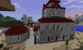 Minecraft Dining Table Classy Roman Style Villa Screenshots Show Your Creation