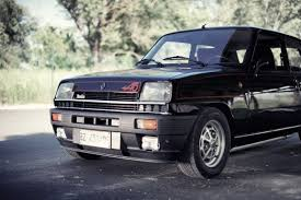 renault 5 turbo renault 5 alpine turbo coppa auto class magazine