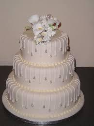 simple wedding cake designs simple 3 tier wedding cake designs melitafiore