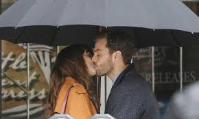 movie fifty shades of grey come out has filming for the third fifty shades already begun new picture