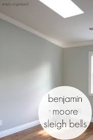 wall color is benjamin moore sleigh bells pick a paint color
