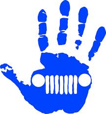 jeep wrangler logo decal jeep wave u201d decal u2013 liljeepfamily