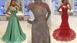 the most beautiful prom u0026 wedding dresses in the world 2017 youtube