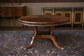 round mahogany dining table round dining table that expands round mahogany dining table with