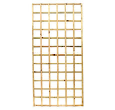 elite timber square trellis panel h 1 83m w 0 9 m departments