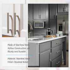 kitchen cabinets with silver handles different styles and colors of cabinets will use different