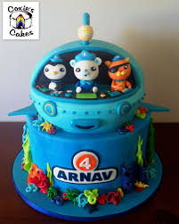 octonauts birthday cake octonauts singapore letus an octonauts themed party