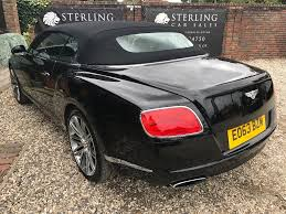 bentley coupe used bentley continental gt for sale essex