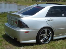 lexus is 300 kit is300 topgun kit accolade