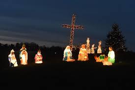 electric avenues local christmas lights shine bright lititz