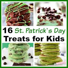 16 delicious st patrick u0027s day treats for kids