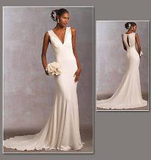 vogue wedding dress patterns vogue bridal pattern ebay