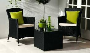 Patio And Porch Furniture by Safavieh Home Collection Briana Brown Outdoor Living Wicker Patio