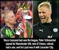English Premier League Memes - when did liverpool last win the league