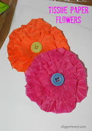 how to use tissue paper in a gift box how to make decorative tissue paper flowers i dig