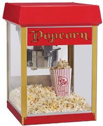 if we u0027re feeling adventurous and make a fake popcorn machine