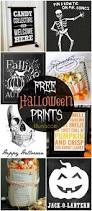 halloween printables from matthew mead