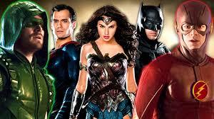 justice league on arrow youtube