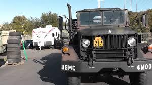 jeep kaiser 6x6 1967 military kaiser jeep restored m35a2 deuce youtube
