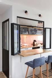 cuisine passe plat fenêtre americaine passe plat intérieur j aime beaucoup celui là