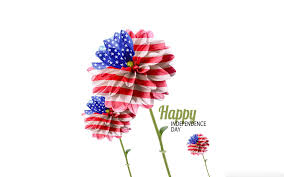 American Flag Design Happy Independence Day American Flag Flower Design Golfian Com