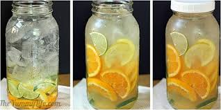 membuat infused water sendiri resep infused water serba jeruk untuk menyegarkan kulit vemale com