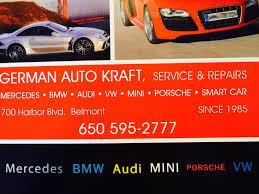 lexus tampa service coupons german auto kraft 700 harbor blvd belmont ca