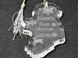 baby s ornament 2017 can custom by glass on