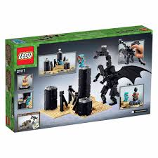 halloween legos lego minecraft the ender dragon walmart com