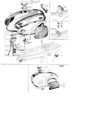 1965 honda s90 fuel tank parts best oem fuel tank parts diagram