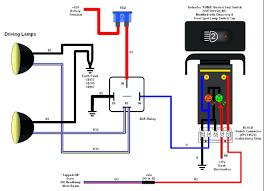 relay wiring diagram for horn bosch land rover lightweight fuel