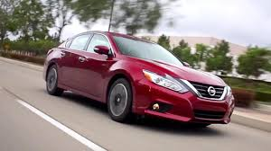 Nissan Altima V6 - 2016 nissan altima kelley blue book