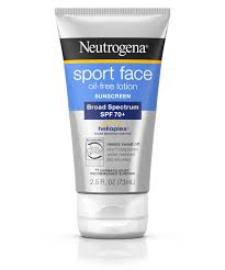 Tanning Oil With Spf Sport Face Oil Free Sunscreen Lotion Spf 70 Neutrogena