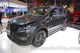 jeep tata tata hexa tuff front three quarter auto expo 2016 indian autos blog