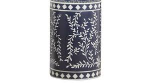 navy blue accent table blue accent tables light navy blue side table styles