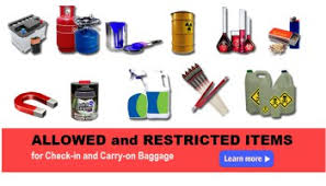 airasia liquid things not allowed on hand carry baggage during flights 1pisofare