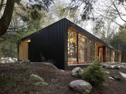 Modern Cottage Design by Clear Lake Cottage By Maclennan Jaunkalns Miller Architects