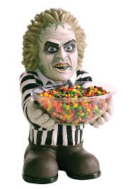 halloween candy dish beetlejuice candy bowl holder