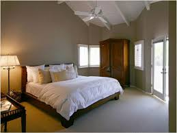 bedroom modern master bedroom design with cool recessed lighting