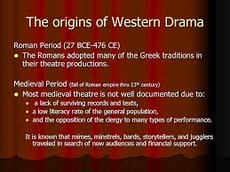introduction to theater chapter 1 you and the theater ppt