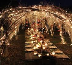 wedding arches with lights lightning idea for indoor and outdoor wedding reception