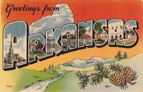 greetings from arkansas postcard roundup