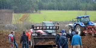 chambre agriculture lozere lozère opération reconquête agricole à pelouse