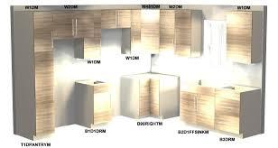 kitchen cabinet ends simple kitchen layout