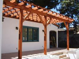 Free Standing Patio Plans Roof How To Make A Freestanding Patio Cover Awesome Building A