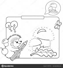 educational coloring pages for kids educational games for kids numbers game mushrooms coloring page