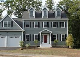 front door colors for gray house impressive 30 red door grey house decorating design of top red