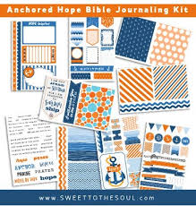Love Anchors The Soul Print - sweet to the soul ministries anchored hope