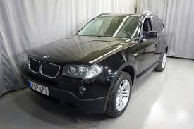 bmw x3 2 0i 2007 auto images and specification