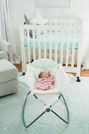 Mini Crib White Babyletto Mini Crib White Chandelier Sickchickchic
